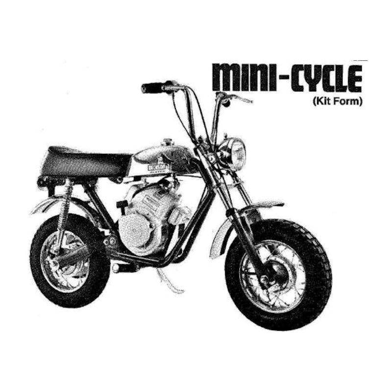 Deltek Deckson Mini Bike