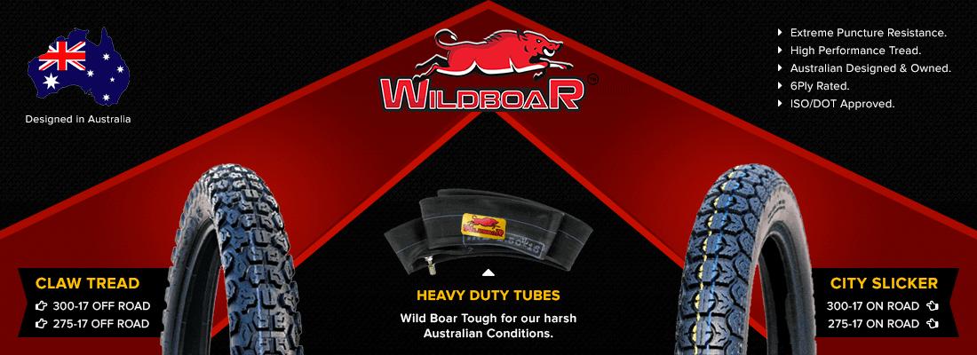 Wild Boar Tyres