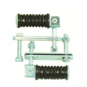 Foot Pegs Square-Clamp On