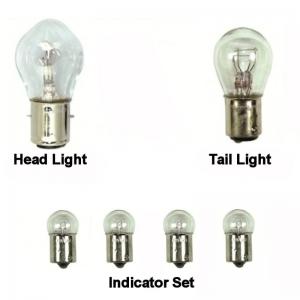 Honda CT110 Light Bulb Set