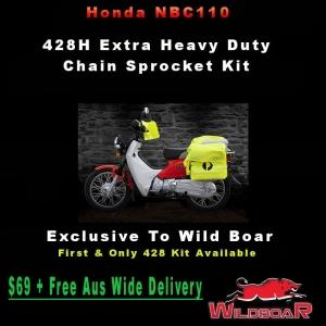 Honda NBC110 Chain Sprocket Kit