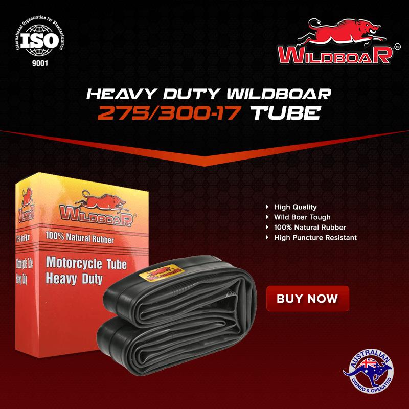 Wild Boar Heavy Duty 275/300-17 Tube