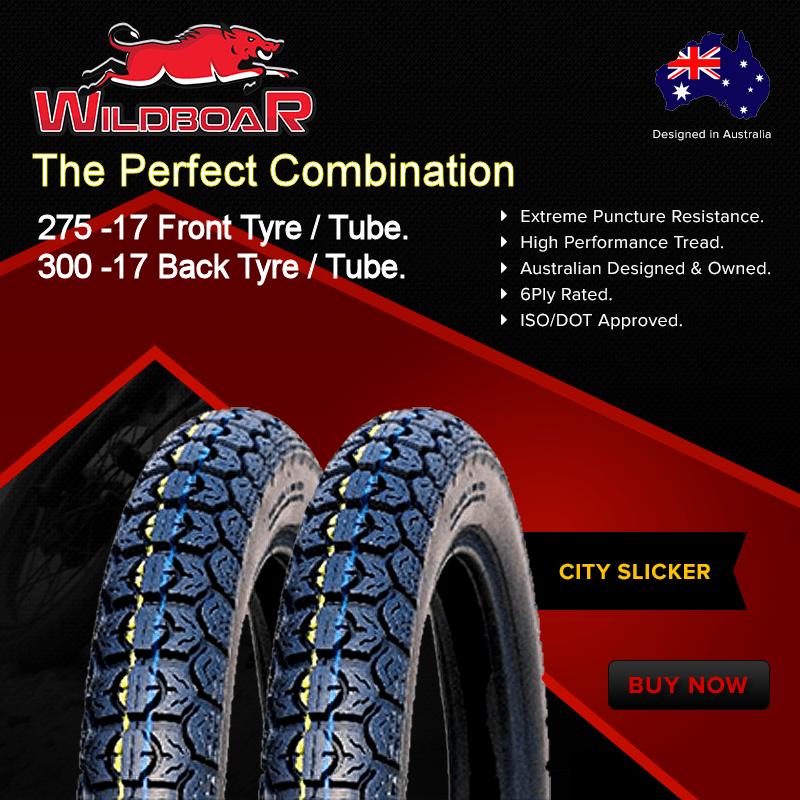 Wild Boar City Slicker Tyre